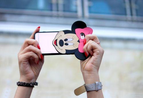 phone mobile phone selfie