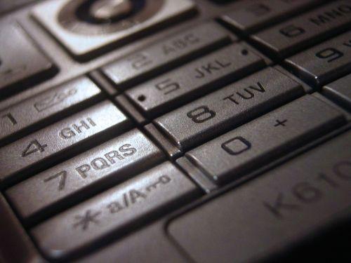 phone keyboard sony ericsson