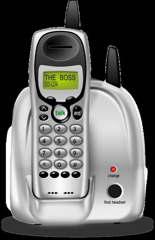phone handset cordless