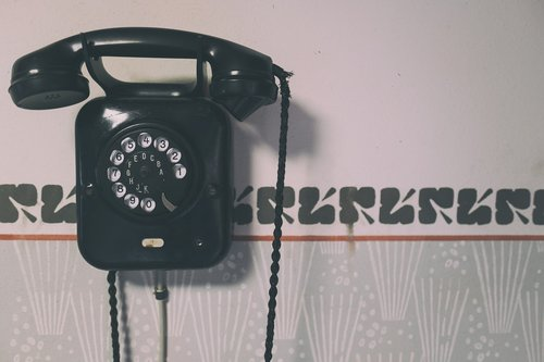 phone  dial  communication
