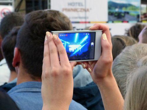 phone photo photographer