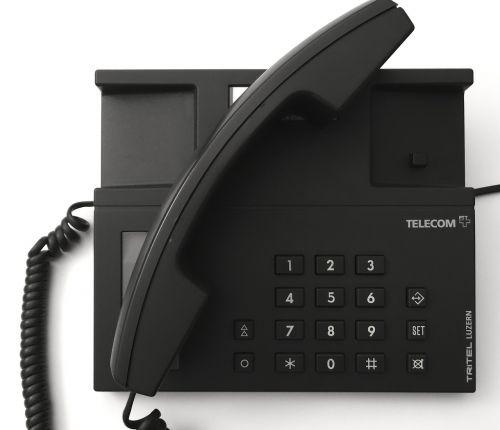 phone communication make the call