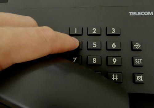phone select tap