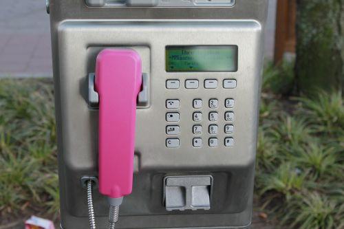 phone booth listeners phone
