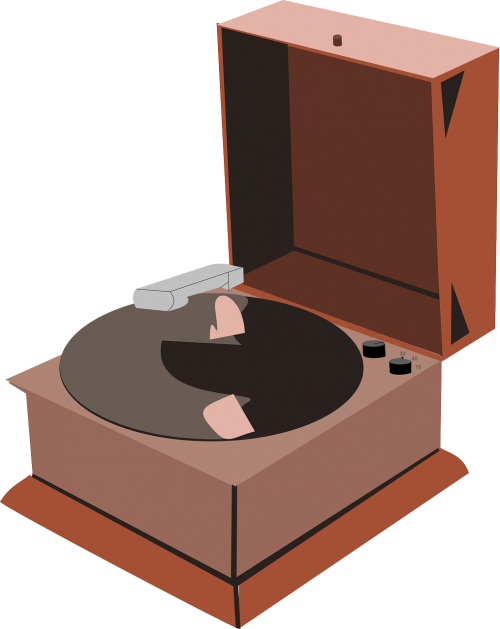phonograph record player vinyl