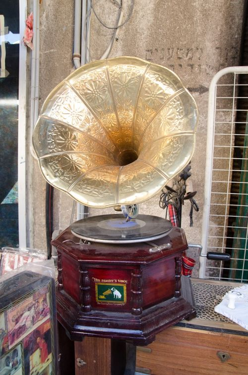 phonograph antiques music