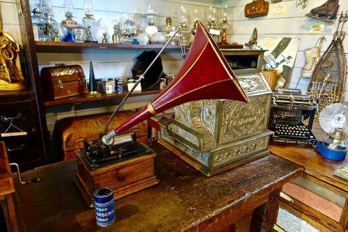 phonograph vintage gramophone
