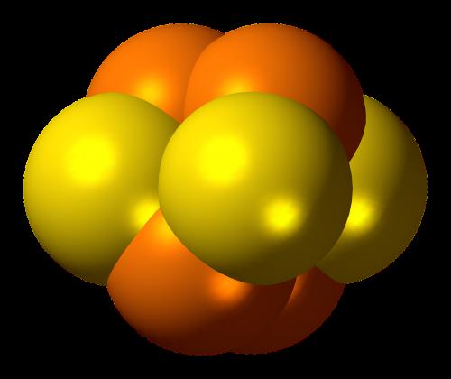 phosphorus sulfide molecule