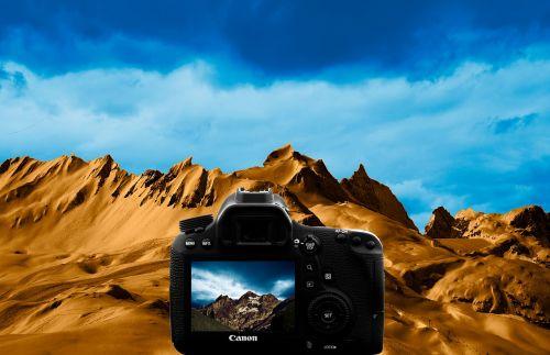 photo desert photography