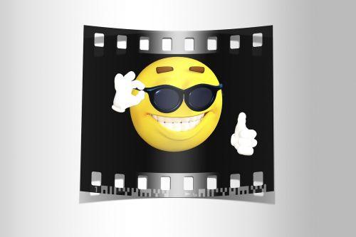 photo emoji cool