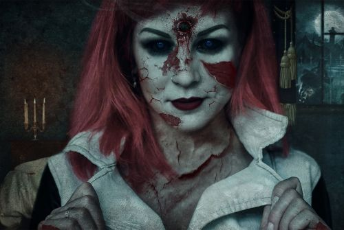 photo manipulation girl