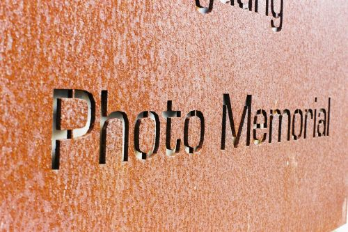 photo iron plate photo museum