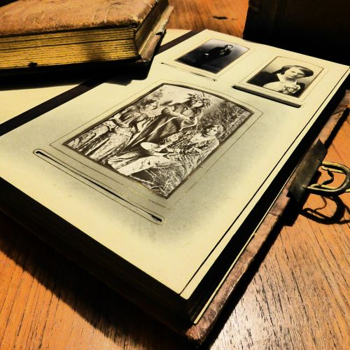 photo album album book