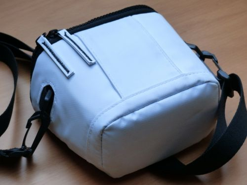 photo bag bag white