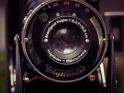 photo camera camera voigtlander