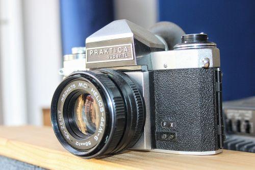 photo camera vintage camera