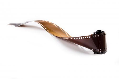 Photo Film In Cartridge