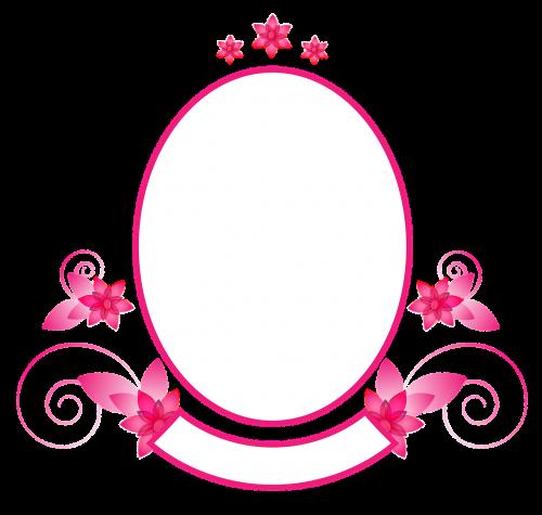 photo frame frame transparent background