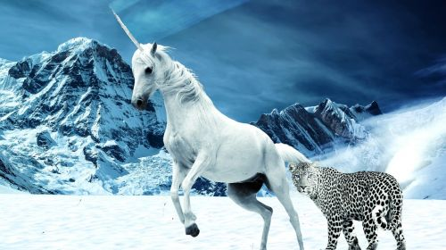 unicorn mythical creatures magic