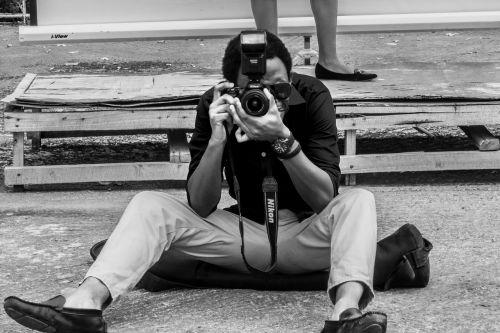 photographer man guy