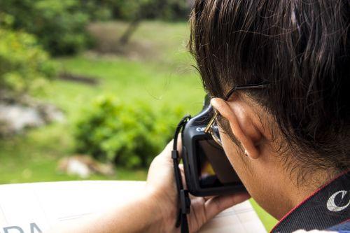 photographer eye viewer