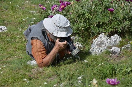 photographer  macro  camera