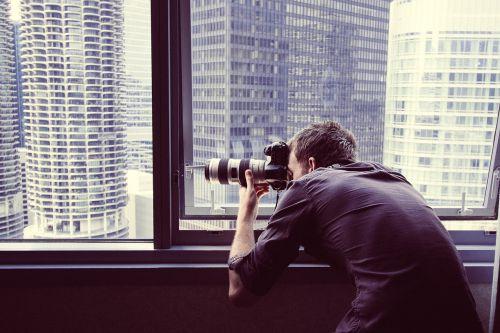 photographer photography window