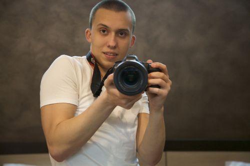 photographer photography man