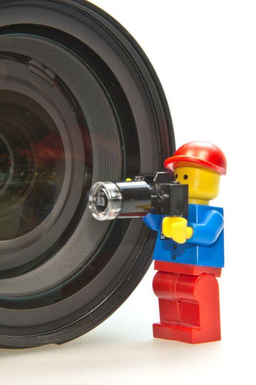 photographer males lego