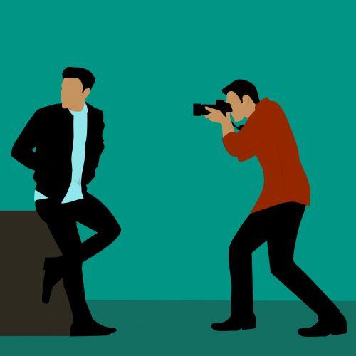 Photographer, Camera, Photo,