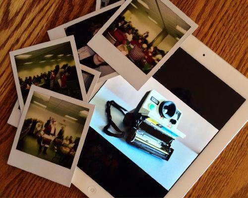 photography ipad camera