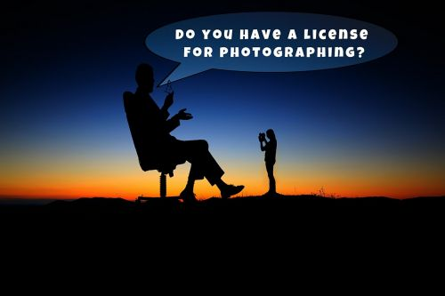 photography permit photographer permission