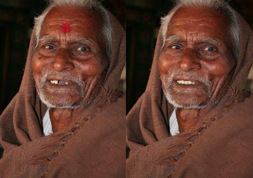 photoshop priest old man