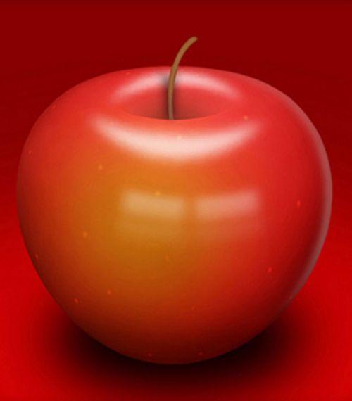 photoshop tutorial apple