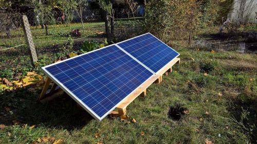 photovoltaic solar module solar energy