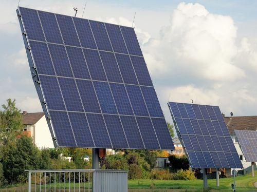 photovoltaic solar cells electric