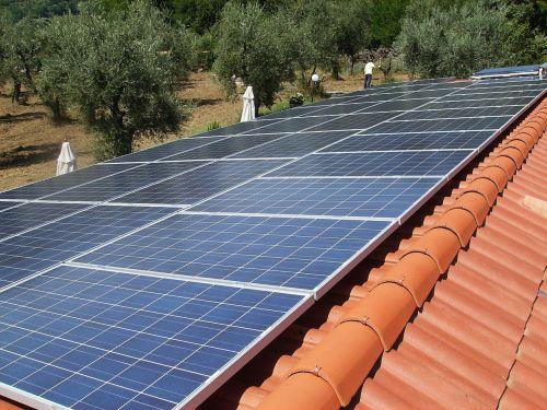 photovoltaic system panels solar energy