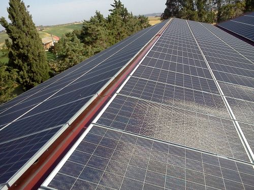 photovoltaic system energy saving energy production