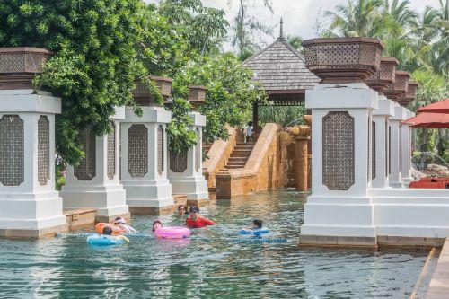 phuket thailand pool
