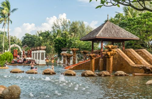 phuket thailand marriott beach resort