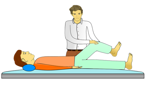 physiotherapy  gymnastics  doctor