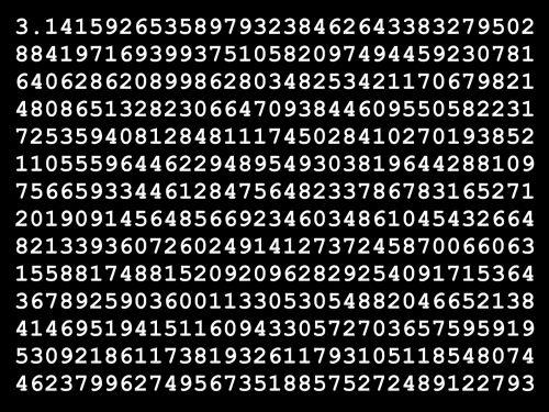 pi circle diameter