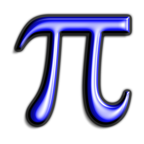 pi maths symbol