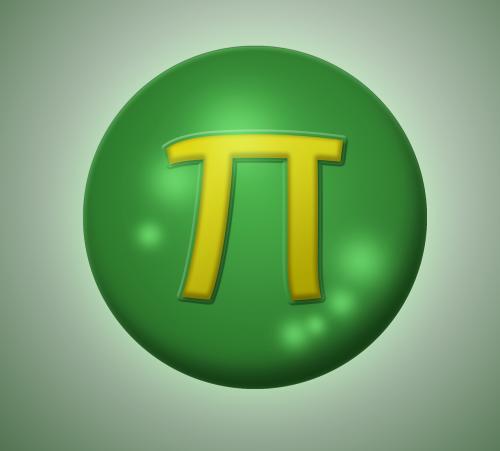 pi sphere number