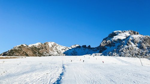 piani di bobbio  sci  skiing