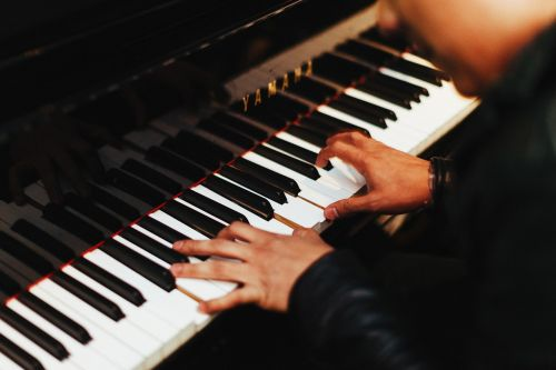 pianist music musical
