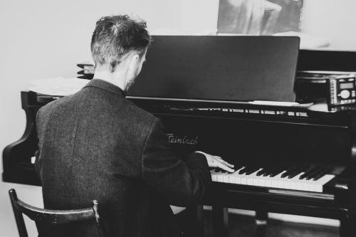 pianist piano music