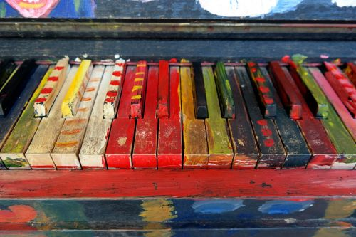piano musical instrument piano keyboard
