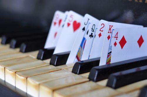 piano magic cards