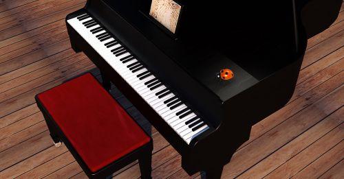 piano wing music